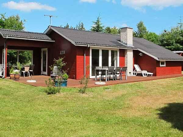 Ferienhaus in Hou