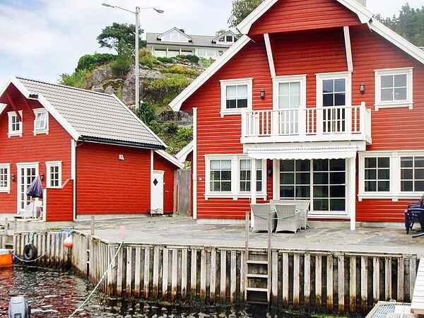 Sommerhus i Vatlandsvåg