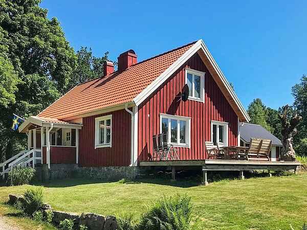 Sommerhus i Hylte S