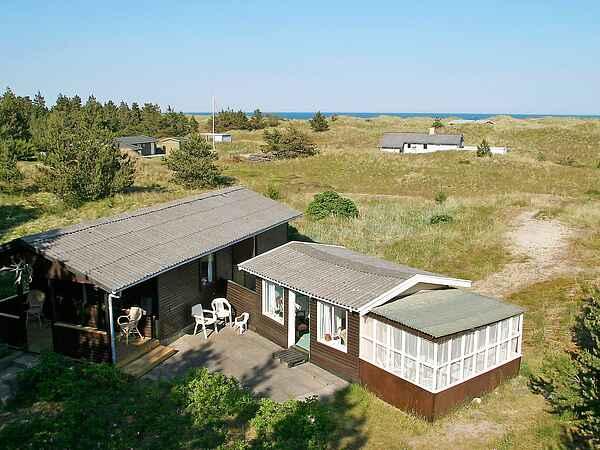 Maison de vacances au Råbjerg