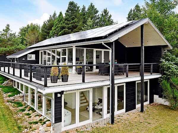 Sommerhus i Tranum