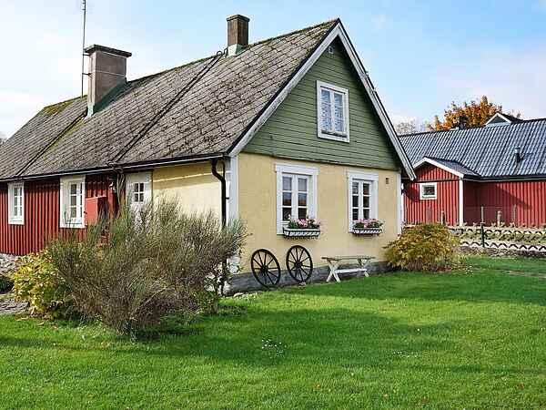 Sommerhus i Bromölla Ö