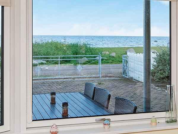 Casa de vacaciones en Binderup Strand
