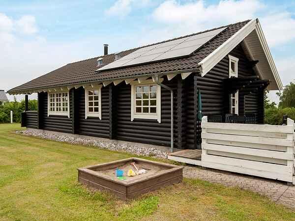 Sommerhus ved Bønnerup Strand