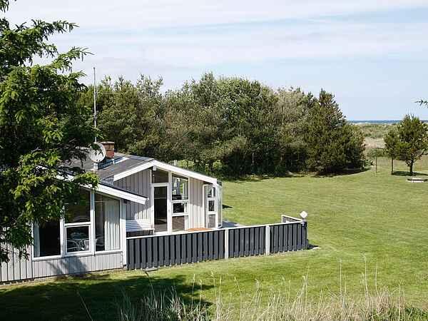 Sommerhus ved Napstjært Strand
