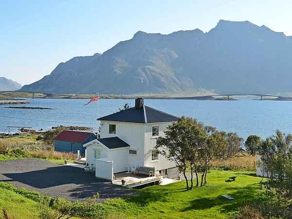 Sommerhus på Lofoten