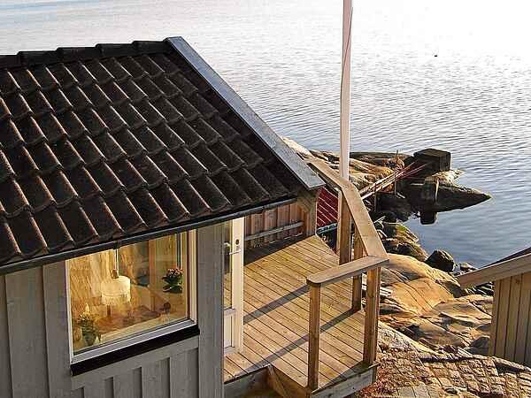 Sommerhus i Hjuvik