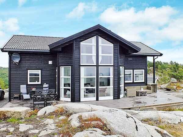 Sommerhus i Bjørnevåg