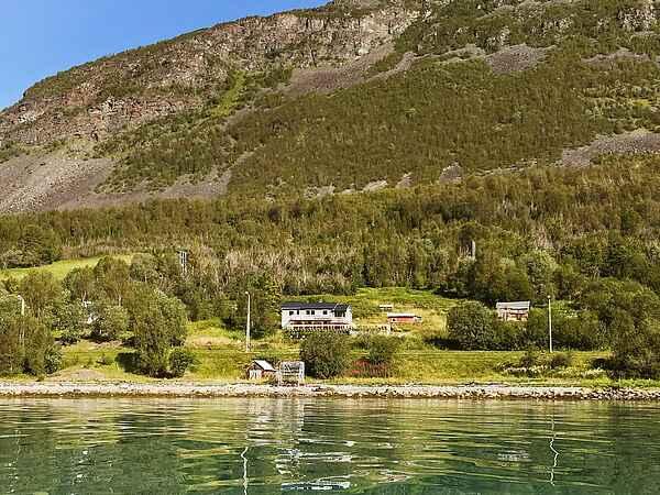 Sommerhus i Kåfjord