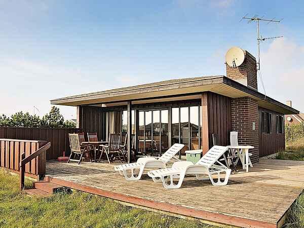 Maison de vacances au Ringkøbing