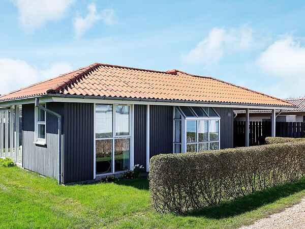Sommerhus ved Hasmark Strand