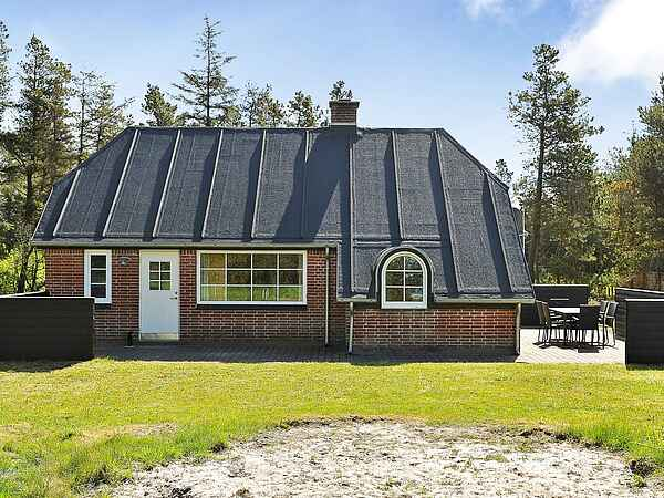 Holiday home in Henne