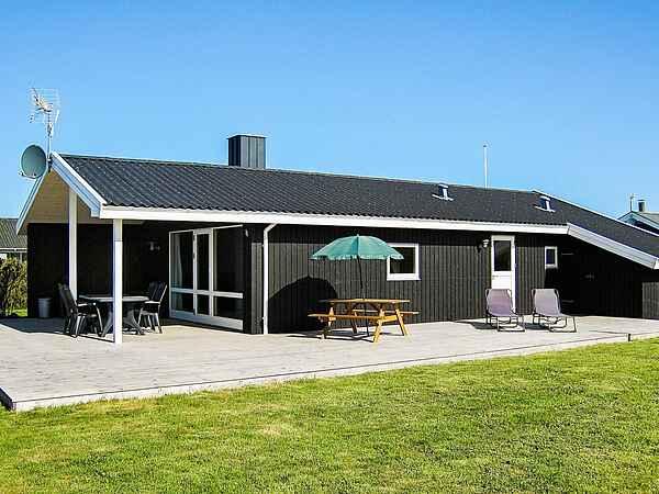 Sommerhus ved Vejlby Klit Strand