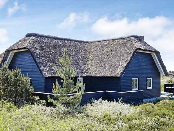 Sommerhus ved Blåvand Strand