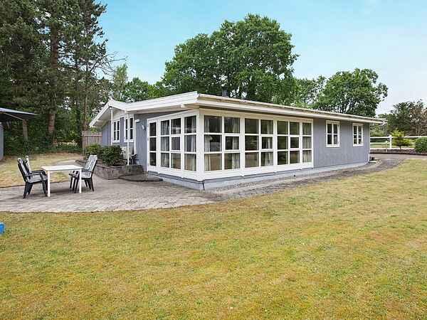 Sommerhus ved Udsholt Strand