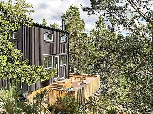 Sommerhus i Flaxenvik