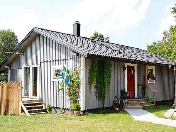 Holiday home in Ljungby Ö