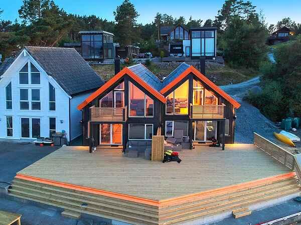 Sommerhus i Bømlo