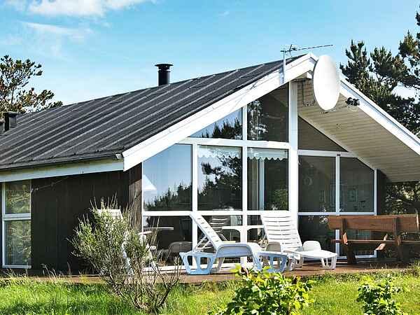 Sommerhus i Lyngs Drag