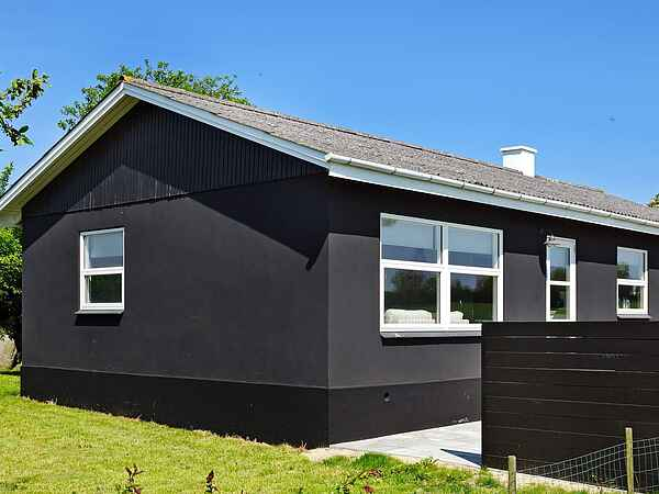 Casa de vacaciones en Slude Strand