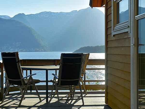 Holiday home in Leikanger kommune