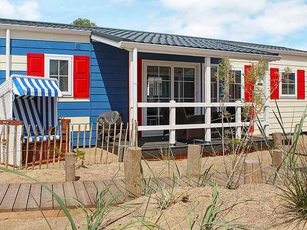 Casa de vacaciones en Haffkrug