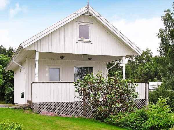 Sommerhus ved Hunnebostrand