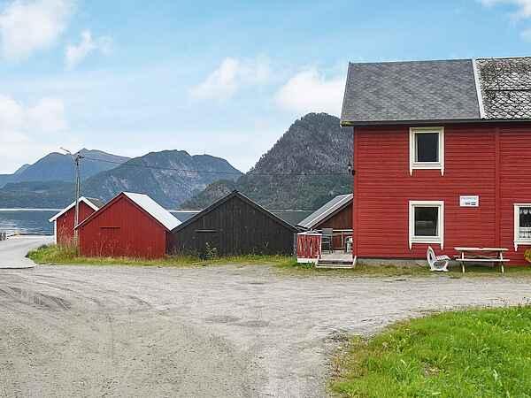 Holiday home in Rauma Municipality