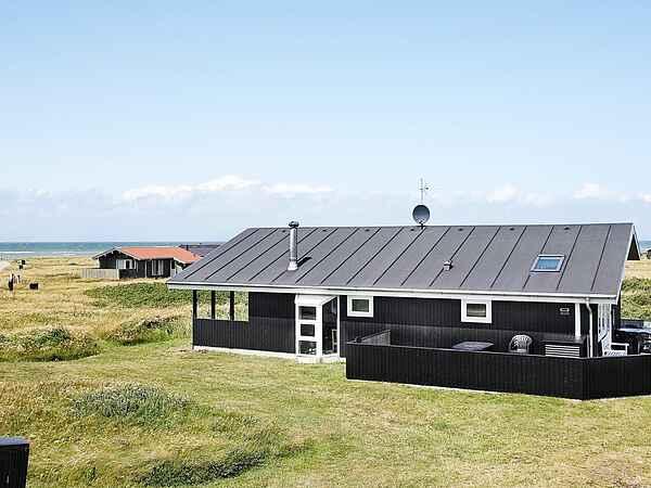 Sommerhus ved Nørlev Strand