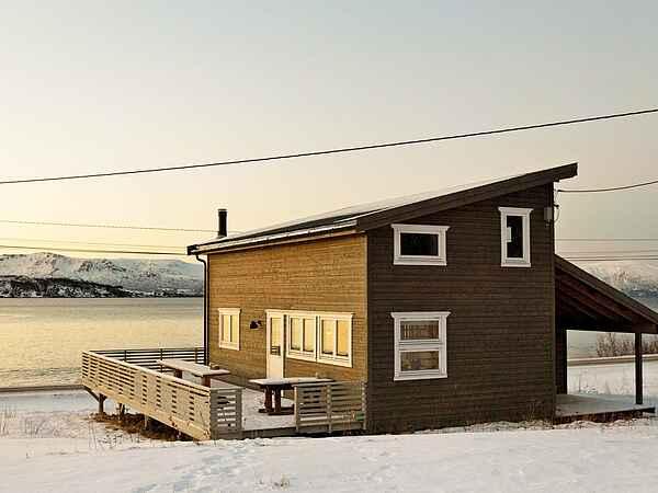 Sommerhus i Lyngen