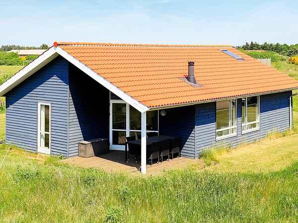 Casa de vacaciones en Fjand Strand
