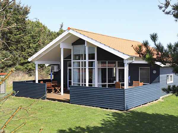 Holiday home in Fjand Strand