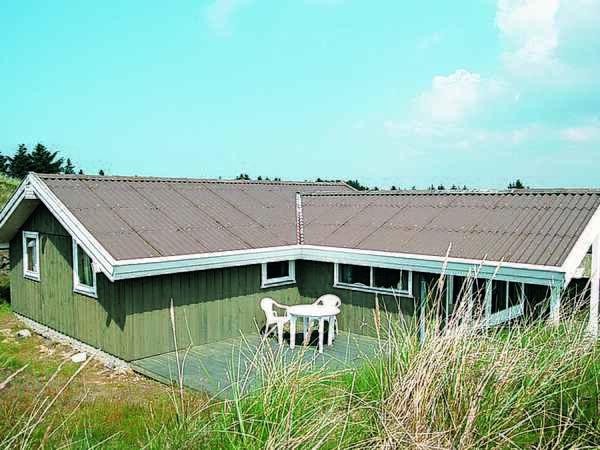 Sommerhus i Hune
