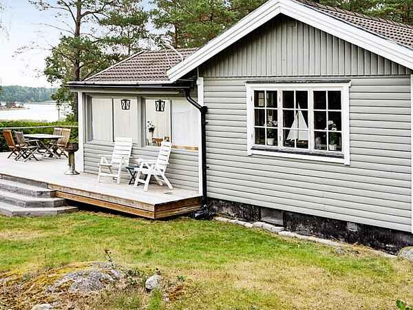 Casa de vacaciones en Norrköping Ö