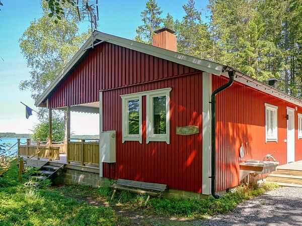 Sommerhus i Hylte Ö