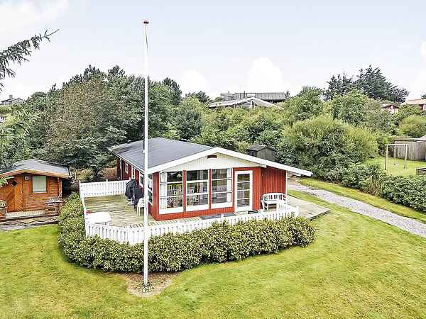 Sommerhus i Toftum Bjerge