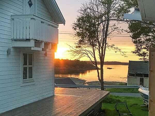 Holiday home in Bjarkøy Municipality