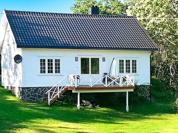Sommerhus i Høvåg