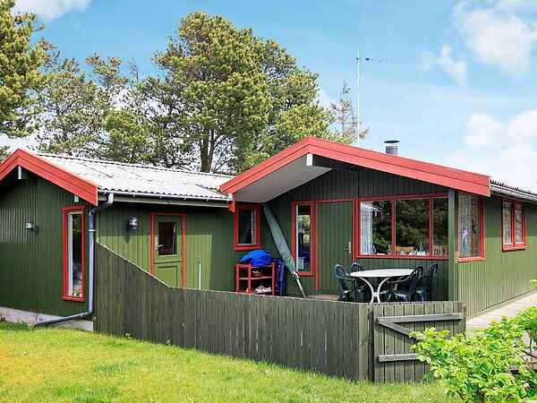 Ferienhaus am Kjul Strand