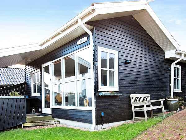 Sommerhus ved Grønninghoved Strand