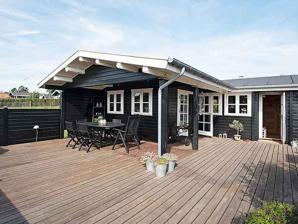 Sommerhus ved Pøt Strand
