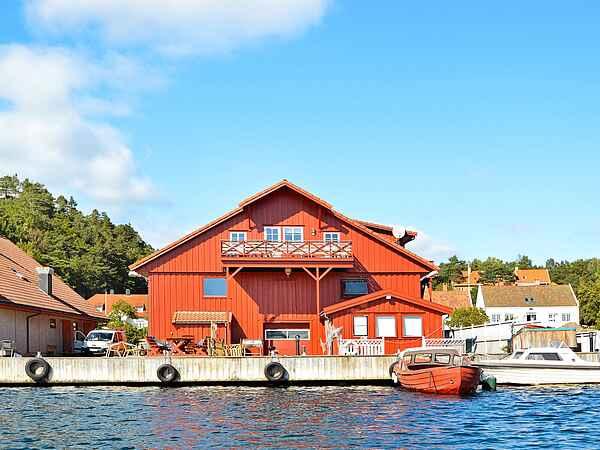 Sommerhus i Søgne