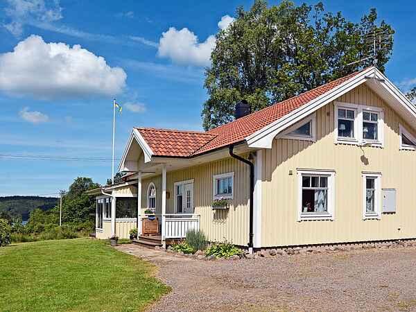 Holiday home in Falkenberg N