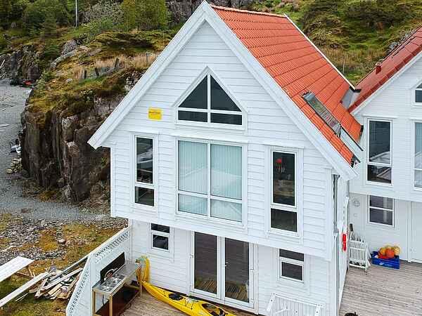 Sommerhus i Øklandsvåg