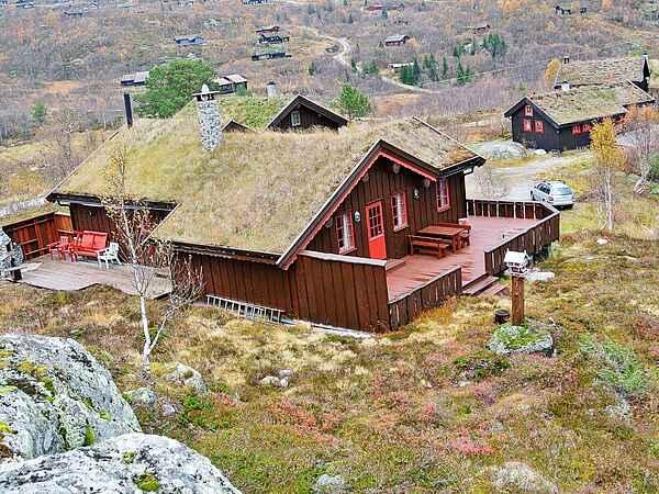 Holiday home in Vinje Municipality
