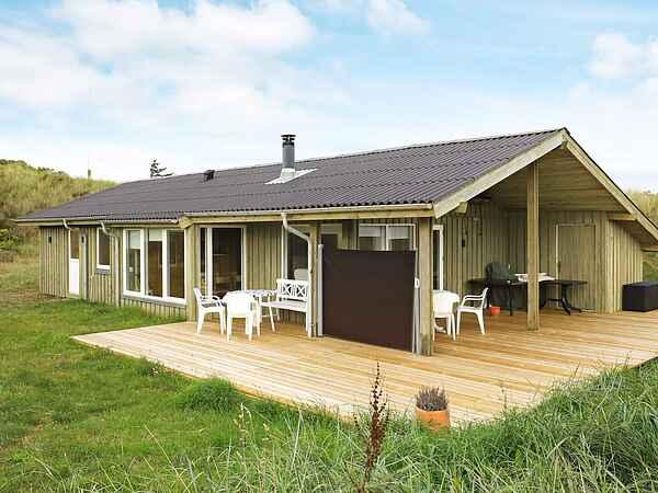 Sommerhus ved Grønhøj Strand