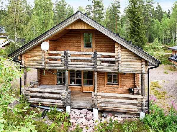 Sommerhus i Hundfjället