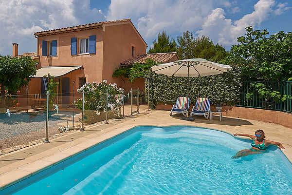 Villa i Nans-les-Pins
