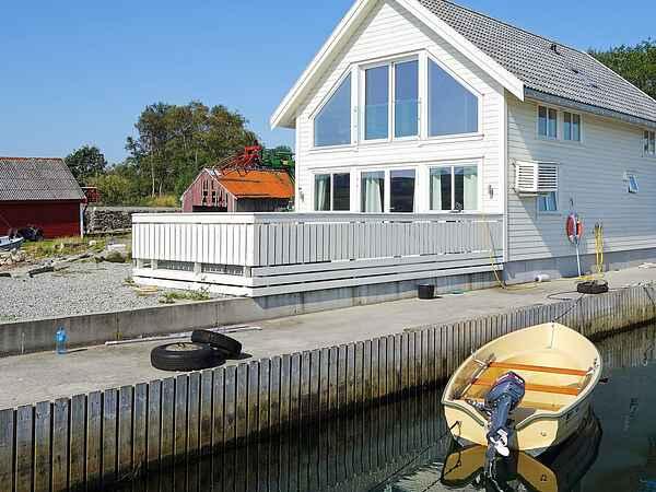 Sommerhus i Rennesøy