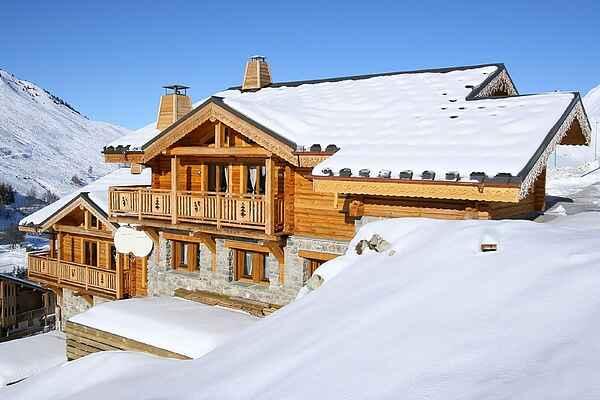 Cottage in Les deux Alpes